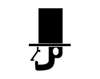 Abraham Lincoln Silhouette