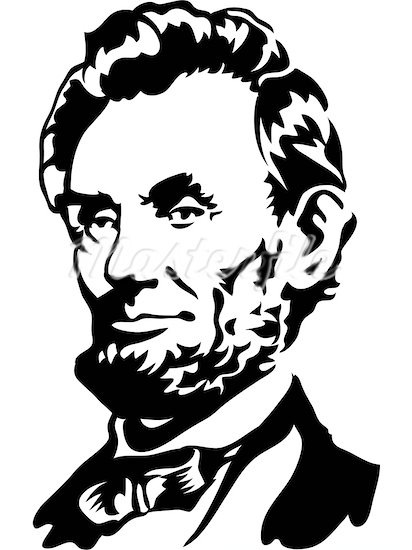 abraham lincoln silhouette clip art at getdrawings com free for rh getdrawings com lincoln clip art free abraham lincoln clipart