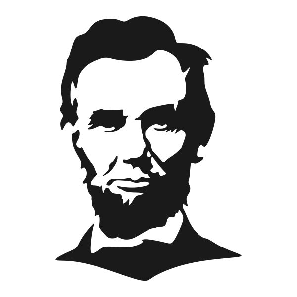 600x600 Image Result For Abraham Lincoln Cut File For My Boyz