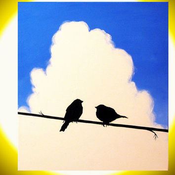 354x354 Best Abstract Silhouette Paintings Products On Wanelo