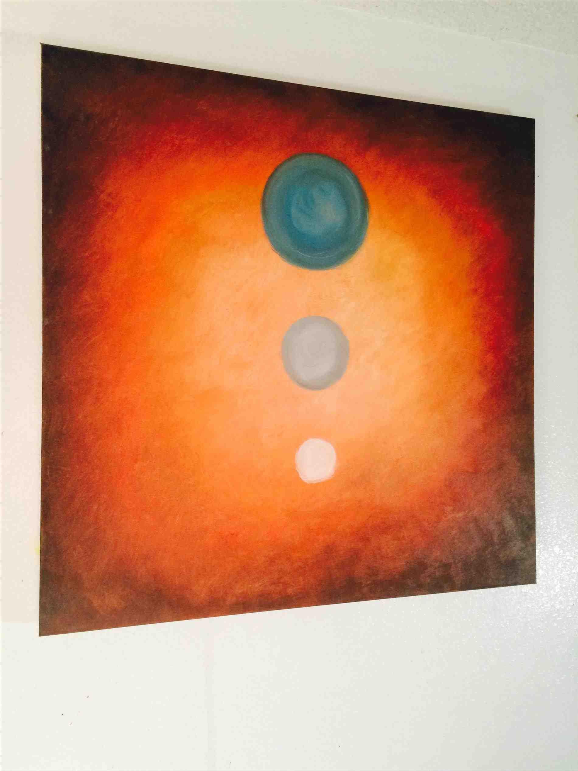 1900x2533 Painting Sunset Abstract Cenornetclub