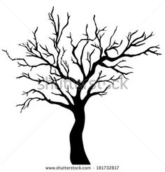 236x246 Tree Silhouette An Impressive Tree Silhouette 3x2 More Details