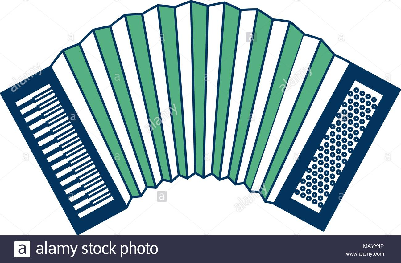 1300x854 Isolated Accordion Vector Illustration Stock Photos Amp Isolated
