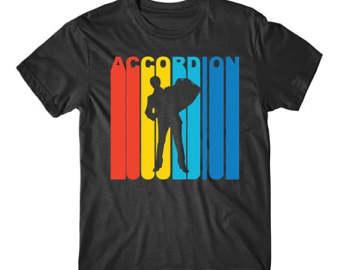 340x270 Accordion Tshirt Etsy