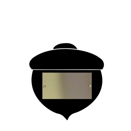 500x500 Buy Acrylic Acorn Accessory For Your Donor Recognition Trees