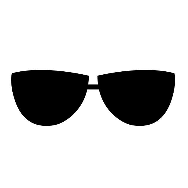 640x640 Sunglasses Free Icon Clip Art Material