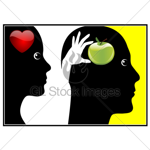 500x500 Adam And Eve Gl Stock Images