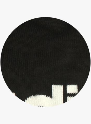 350x477 Adidas Neo Neo Logo Bne Sd Black Beanie For Women H86a5662 Www
