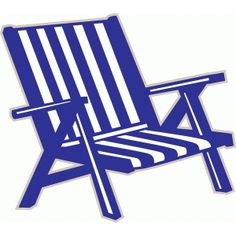 Adirondack Chair Silhouette At Getdrawings Com Free For