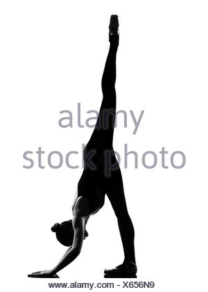 300x421 Adult Balance Silhouette Ballet Adults Ballerina Shaddow Shadow