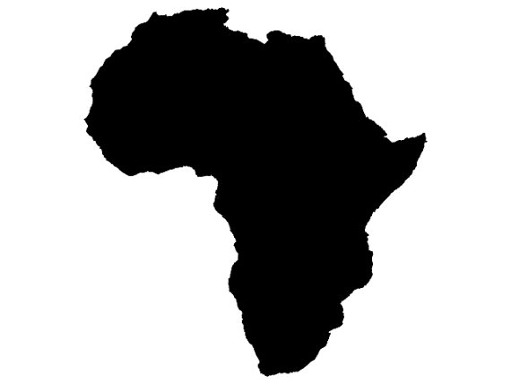 africa map silhouette at getdrawings com free for personal use rh getdrawings com africa vector free download africa vector map