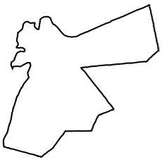 230x230 Free Vector Maps Of Middle East