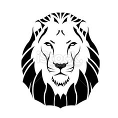 236x236 Digital Svg Png Lion Clipart, Africa, Silhouette, Vector, Instant
