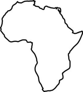 africa silhouette vector at getdrawings com free for personal use rh getdrawings com african victoria secret model africa vector map