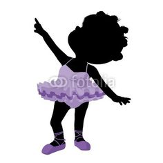 236x236 Little Girl Silhouettes African American By Cheriesartsncrafts