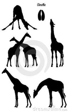 236x387 Free Giraffe Clip Art Image Silhouette Of A Giraffe In Africa