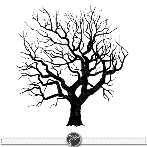 570x570 Tree Silhouettes Clipart Tree Silhouettes Clip Art Pack,tree