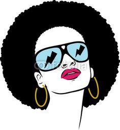 236x257 Free Woman Silhouette Clip Art Black Female Afro Silhouette Clip