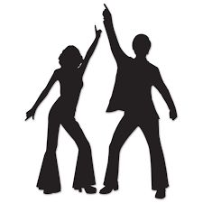 225x225 Afro Silhouette Clip Art Afro Dancing Woman Clip Art