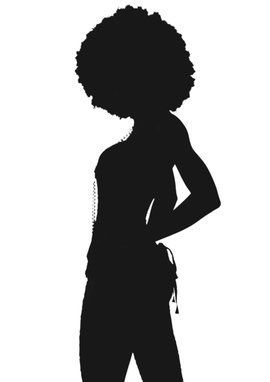 270x382 34 Awesome Afro Silhouette Clip Art Thiago Clipart