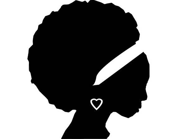570x449 African American Woman