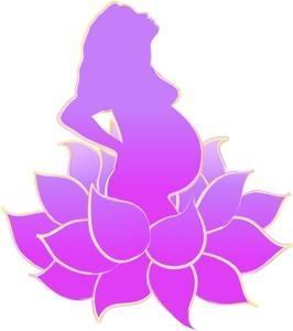 266x300 Pregnant Woman Silhouette Free Clip Art Mydrlynx