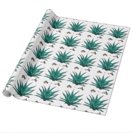 260x260 Tequila Wrapping Paper Zazzle.co.uk