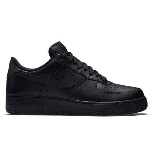 500x500 Nike Air Force 1 07 Black