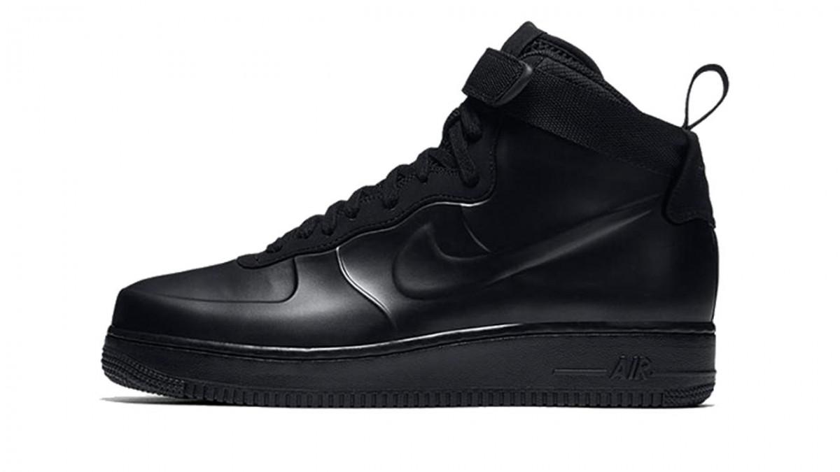 1200x675 Nike Air Force 1 Foamposite Cup Liquid Black Urban Jungle