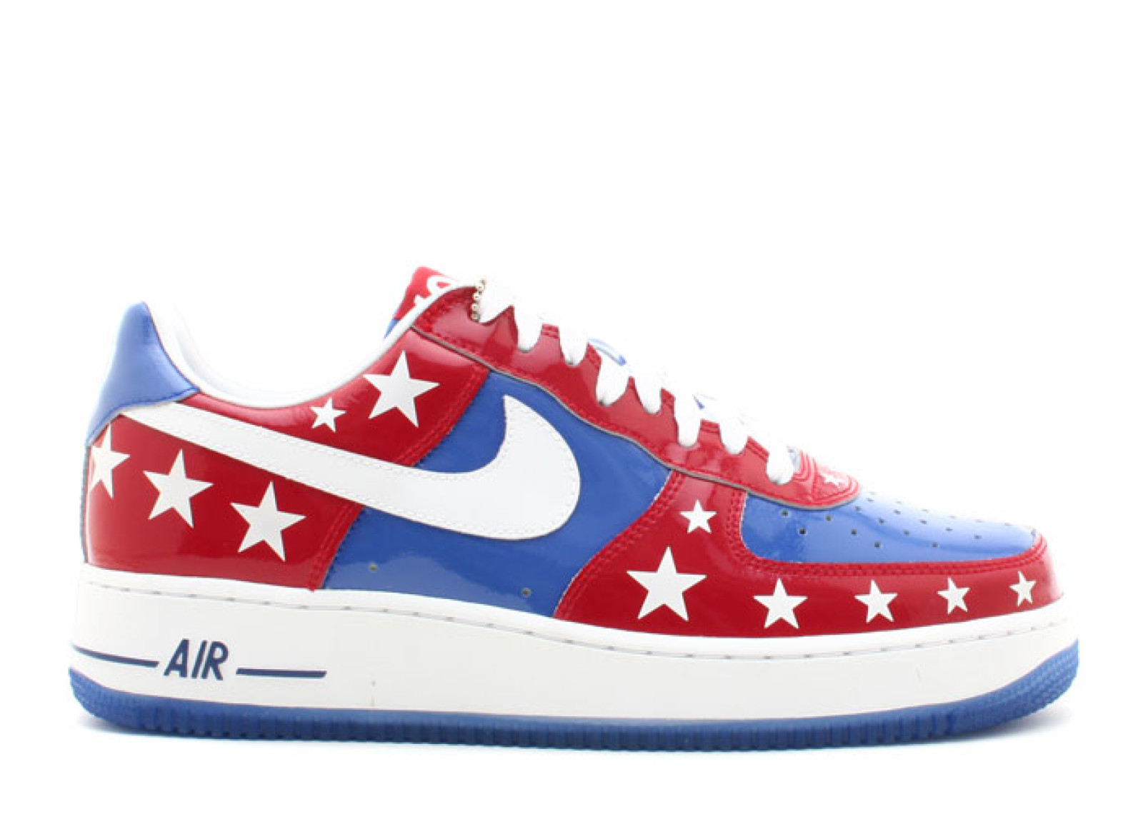 1600x1140 Nike Air Force 1 White Red
