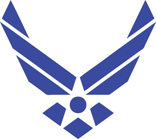500x446 Air Force Svg File, Cricut And Air Force