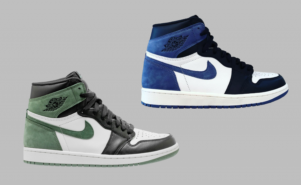 1024x630 The Air Jordan 1 Blue Moon And Clay Green Will Drop In May