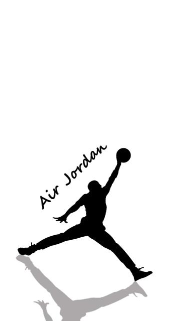 360x640 Air Jordan Logo123 Daily Mobile