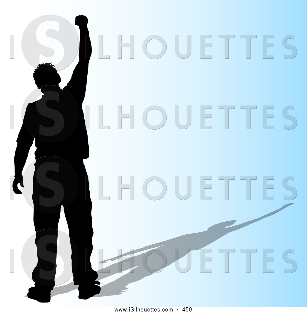 1024x1044 Silhouette Clipart Of A Black Silhouetted Successful Businessman