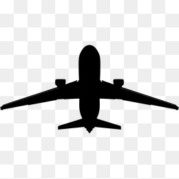 260x261 Aircraft Silhouette Png Images Vectors And Psd Files Free