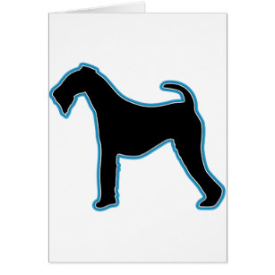307x307 Cartoon Airedale Terrier Gifts On Zazzle Ca