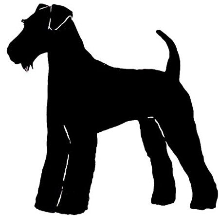 450x444 I Love Airedale Terrier Mens Socks, China Mug And Or Coaster. Heat