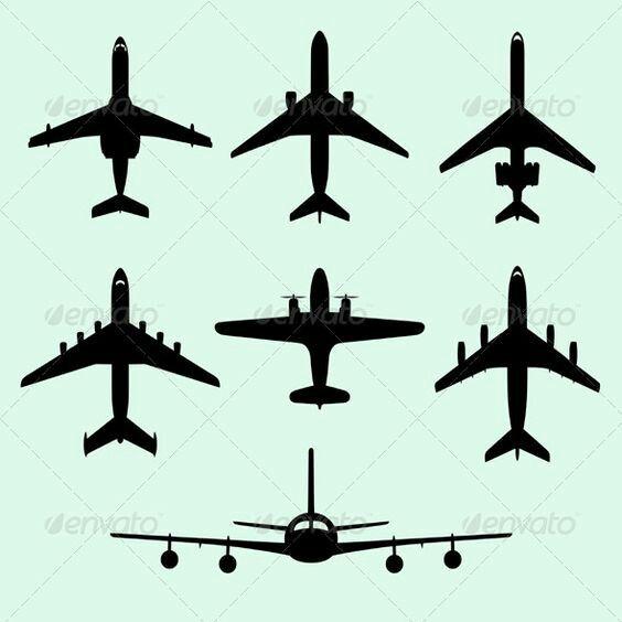 564x564 Plane Tattoo Plane Tattoo Plane Tattoo, Planes