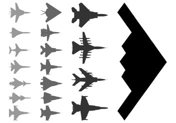 352x246 Free Silhouette Aircraft Carrier And Jet Aircraft Vector Free
