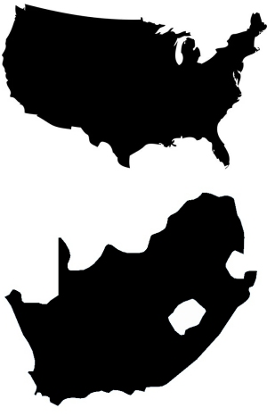 300x466 Country Silhouettes Quiz