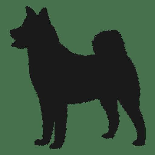 512x512 Dog Silhouette 8