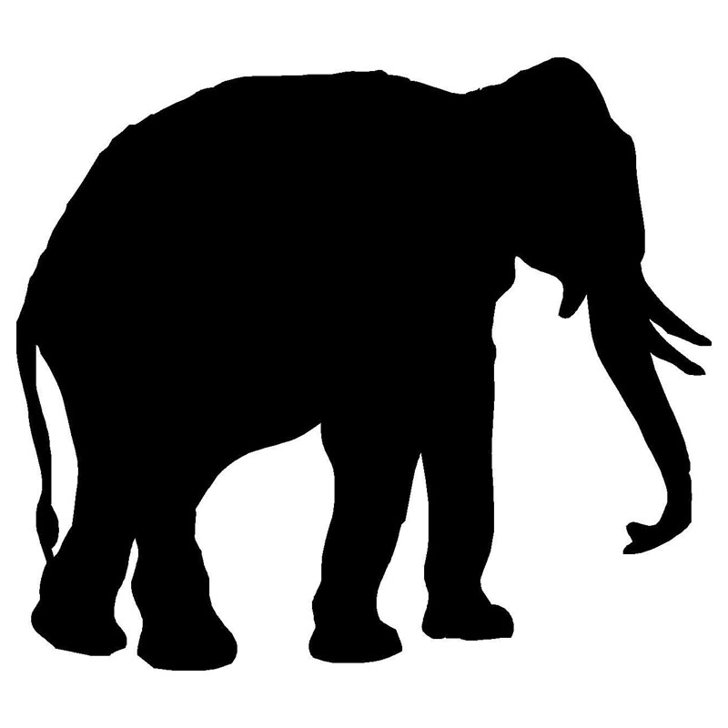 800x800 Buy Car Stickers Elephant And Get Free Shipping
