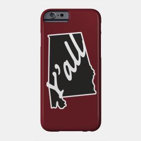 285x285 Alabama Yall State Silhouette Design Art For Alabama Lovers