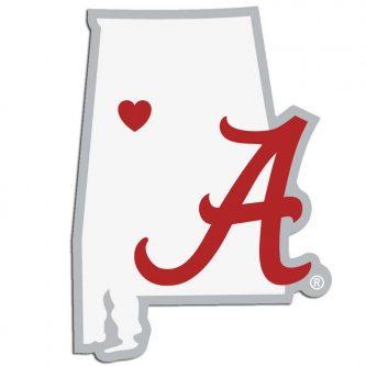 333x333 State Of Alabama Outline Alabama Clipart