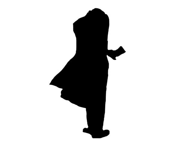 640x480 Can You Name The Famous Characters Just By Their Silhouettes