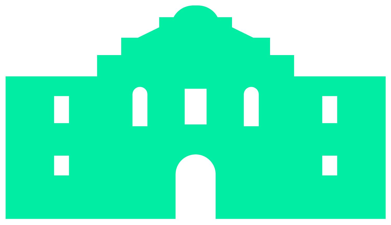 1500x866 Free Alamo Clipart
