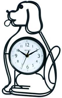 215x339 Silhouette Clock