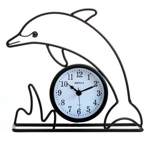 500x479 Sillhouette Clocks Maples Clock