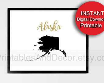 alaska map silhouette at getdrawings com free for personal use