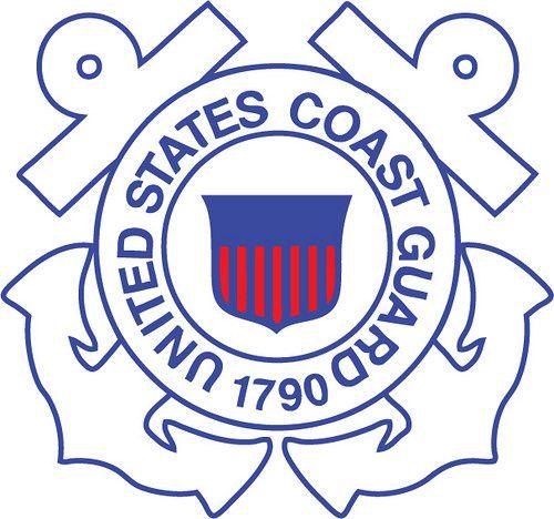 500x468 Coast Guard Coast Guard, Svg File And Cricut